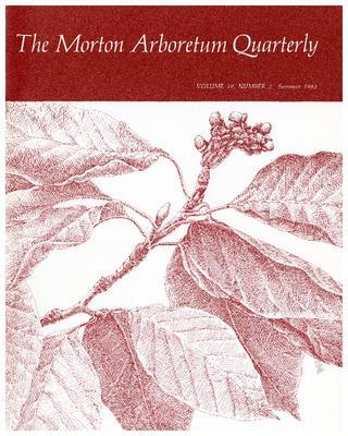 The Morton Arboretum Quarterly V. 19 No. 02