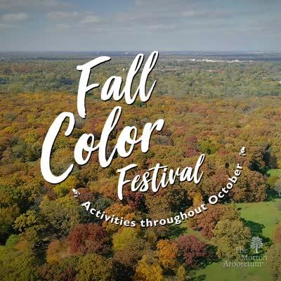 Fall Color Festival, trailer