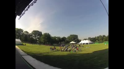 Chicago Symphony Orchestra at The Morton Arboretum, Time-Lapse Video of Crowd