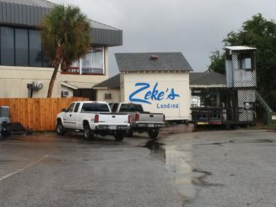 Zeke's Landing, Orange Beach, Alabama