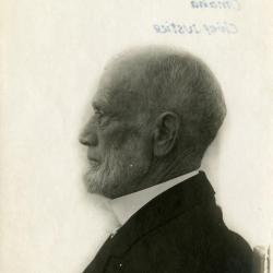 Judge George B. Lake of Omaha, father of Mrs. Joy Morton (Carrie Lake)
