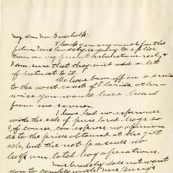 1941/02/22: Joseph M. Cudahy to Clarence E. Godshalk