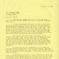 1955/12/06: C. E. Godshalk to Sterling Morton
