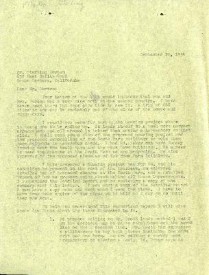 1954/09/22: C. E. Godshalk to Sterling Morton