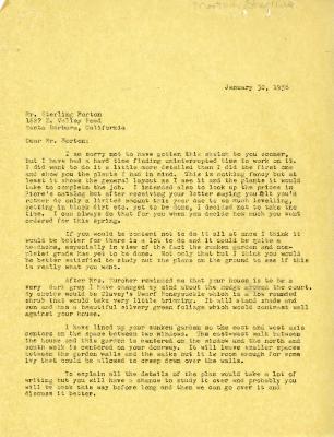 1956/01/30: C. E. Godshalk to Sterling Morton