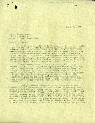 1955/03/08: C. E. Godshalk to Sterling Morton