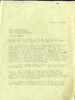 1954/02/24: Clarence E. Godshalk to Sterling Morton