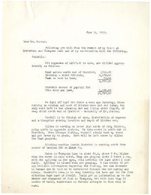1923/06/23: Unknown sender to Mr. Morton