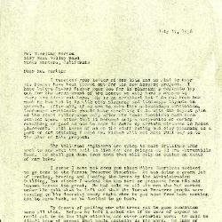 1956/07/17: C. E. Godshalk to Sterling Morton