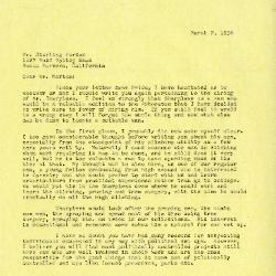1956/03/07: C. E. Godshalk to Sterling Morton