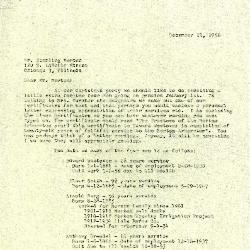 1956/12/11: Clarence E. Godshalk to Sterling Morton