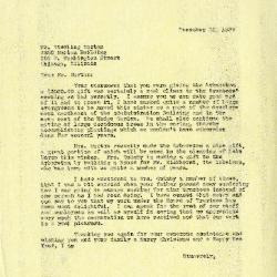 1939/12/22: C.E. Godshalk to Sterling Morton