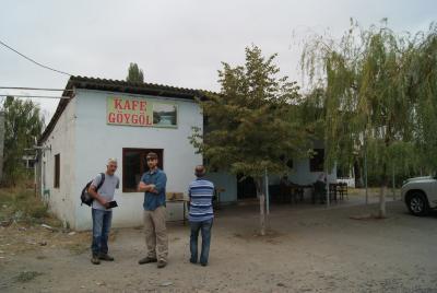 Kafe Göygöl, Azerbaijan