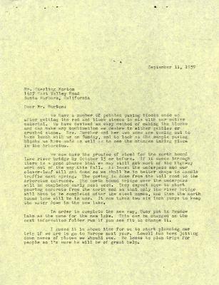 1959/9/11: C. E. Godshalk to Sterling Morton