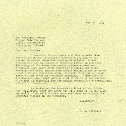 1959/05/20: C. E. Godshalk to Sterling Morton