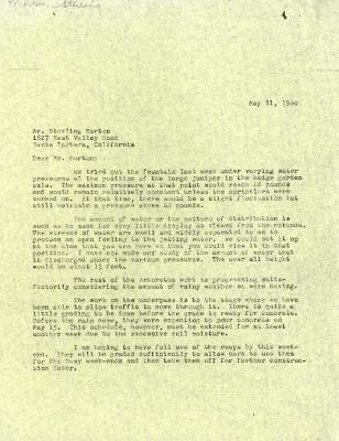 1960/05/11: Anthony Tyznik to Sterling Morton