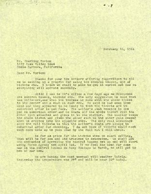 1961/02/16: C. E. Godshalk to Sterling Morton