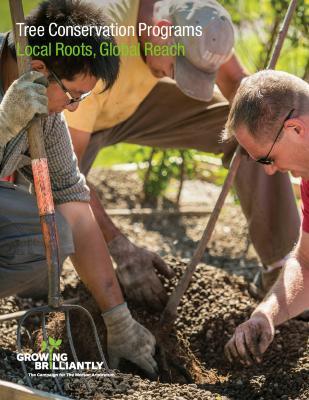 Tree Conservation Programs Case Statement