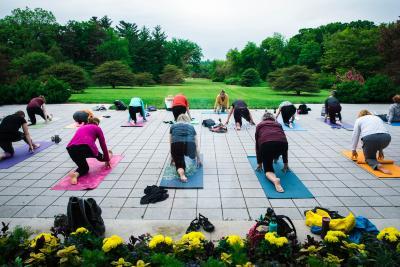 Adult Education, Wellness and Green Living, Weekend Wellness Retreat