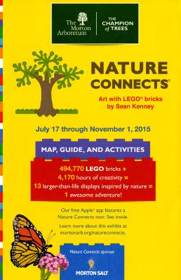 Nature Connects Exhibition Map, Guide, and Activities