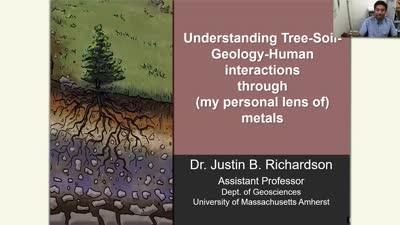 2020 Research Experiences for Undergraduates (REU) Symposium: Keynote Speaker: Dr. Justin Richardson