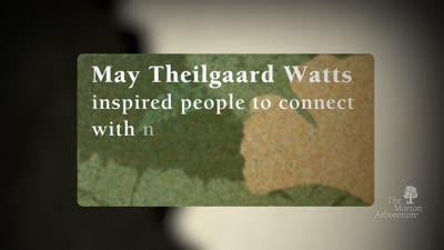 Women's History Month: May T. Watts