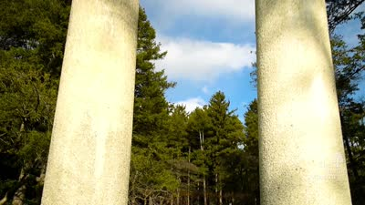 Virtual Walk of the Four Columns