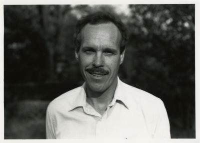 James Nachel, headshot