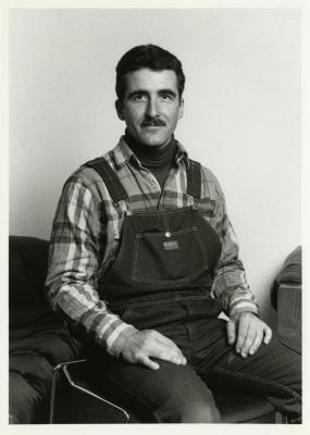 Scott Moberg, portrait