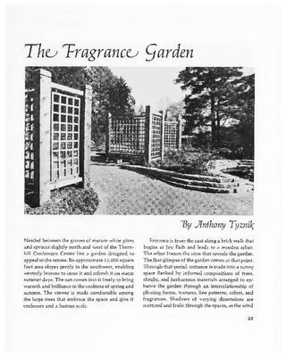 The Fragrance Garden