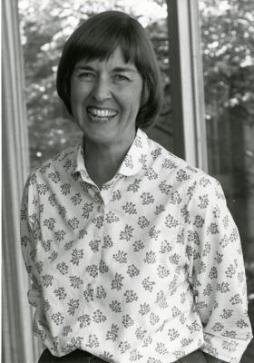 Carol Doty, portrait