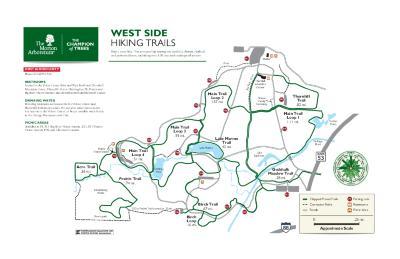 Hiking Map [2017]