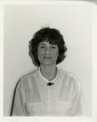 Beth Robinson, portrait