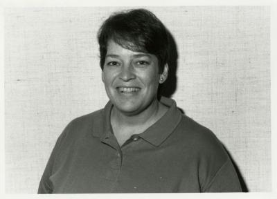 Linda Sanford, headshot