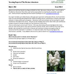Plant Health Care Report, Issue 2016.3