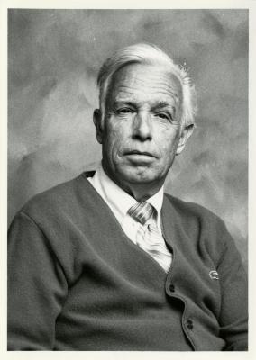 Floyd Swink, portrait