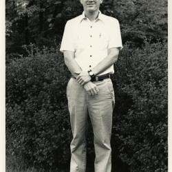 Peter van der Linden, headshot