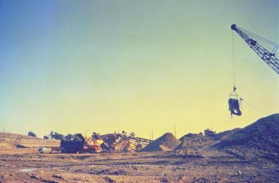 Arbor Lake excavation, equipment and dump truck