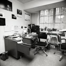 Photography office before 1980 (located beneath Library)