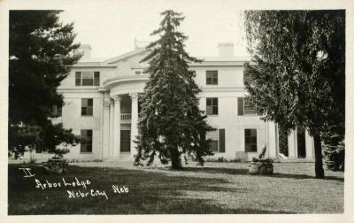 Arbor Lodge, Nebraska City, Nebraska