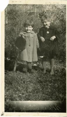 Two daughters of John Van Gemert