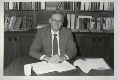Tim Wolkober in office