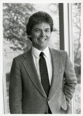 Bill Borden, portrait