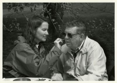 Arbor Day, Rita Hassert face painting George McNulty