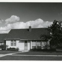 Webster Crowley's Arboretum residence at Arbordale, moved from east side