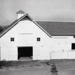 South Farm buildings as they looked before 1935