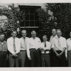 American Association of Botanical Gardens and Arboreta (AABGA) group at The Morton Arboretum