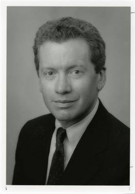 Matthew D. Smith, portrait